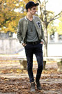 Neosens-shoes-asos-jeans-jack-and-jones-hat-wesc-jacket