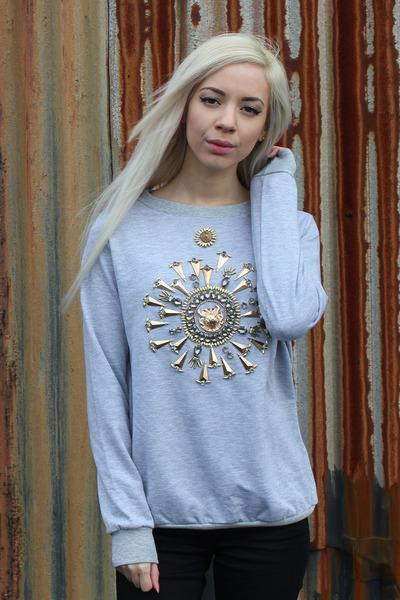 Sugar  Style sweatshirt