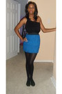 Black-forever-21-stockings-nordstrom-skirt-forever-21-shirt-taryn-rose-sho