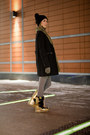Emilio-pucci-boots-seppala-hat-pull-bear-jacket-marks-spencer-leggings