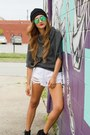 Black-speed-limit-98-shoes-white-sheinside-shorts
