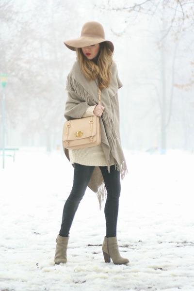 off white wool cape Ebay cape