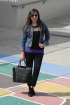 H&M purse - H&M pants