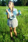 Sky-blue-new-look-shirt