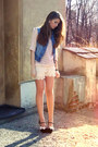 Beige-oasap-shorts-light-pink-h-m-top-sky-blue-stradivarius-vest
