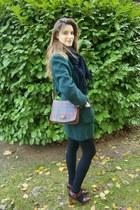 kitz pichler coat - Sintesis scarf - Zara clogs