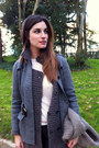 Zara-leggings-maretto-boots-burberry-jacket-bimba-y-lola-bag