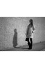 Zara-boots-zara-dress-burberry-jacket
