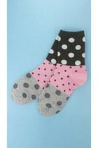 d006 dots socks TPRBTCOM socks