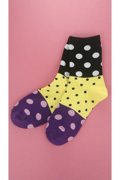 d008 dots socks TPRBTCOM socks