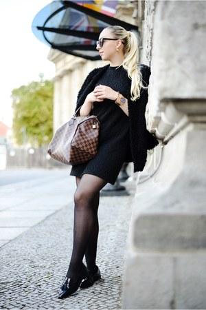 black Zara dress - black Zara dress