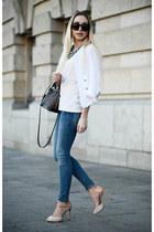 crimson Louis Vuitton bag