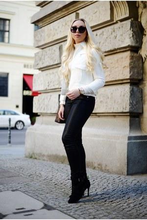 black black H&M pants
