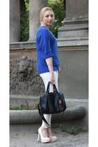 Primark bag - Zara jeans - Primark jumper