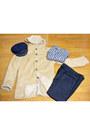 Black-boots-stefano-rossi-boots-mustard-uniqlo-coat-navy-vintage-hat