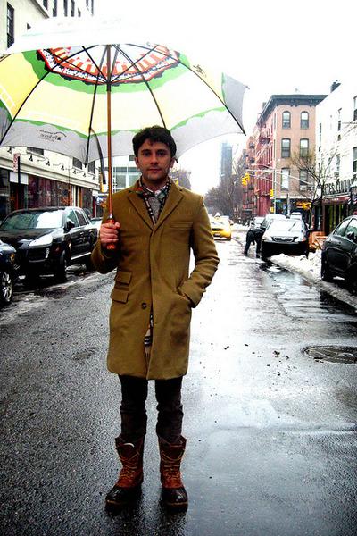 LL Bean boots - Jcrew coat - Jcrew sweater - Burberry scarf - Gap pants
