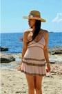 Peach-jacky-luxury-dress