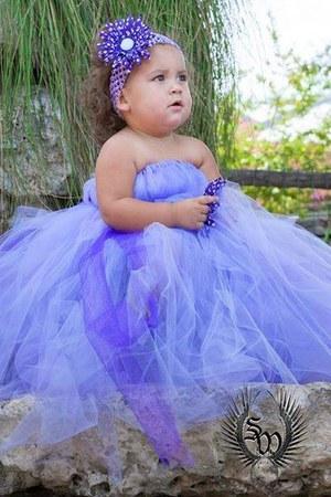 JC Heavenly Sweet dress - JC Heavenly Sweet hair accessory