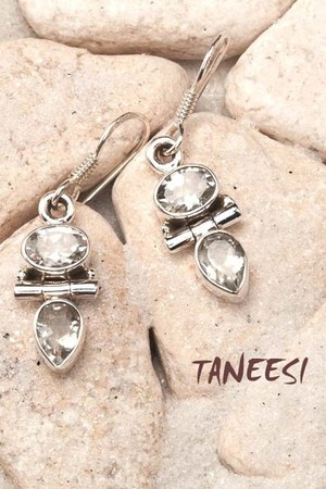 Taneesi earrings
