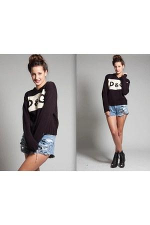 knit Vintage Dolce & Gabbana sweater