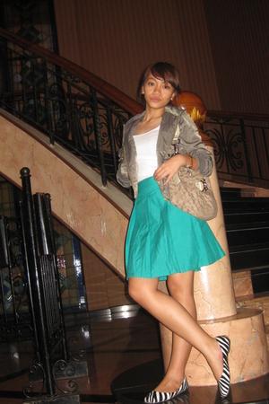 monday market skirt - bazar  shoes - Mango