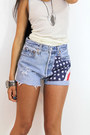 Jean-cutoff-levi-strauss-shorts