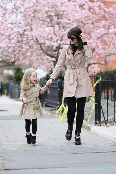 Minnetonka boots - balenciaga boots - Ralph Lauren coat