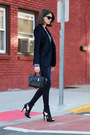 Club-monaco-blazer-coach-bag-vera-wang-pumps