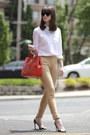 Zara-shoes-c-wonder-shirt-tory-burch-bag-juicy-couture-pants
