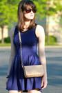 Aqua-dress-tory-burch-bag-zara-heels