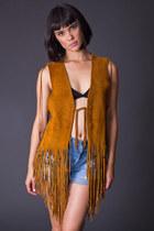 telltale hearts vintage vest