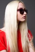 Crimson Carrera Sunglasses