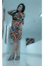 colorful arithalia dress