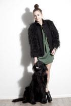 Love dress - Zara jacket