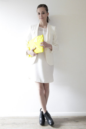 Zara dress - Zara blazer
