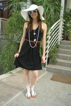 H&M dress - H&M hat