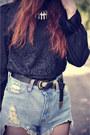 Boots-forever-21-hat-leather-ianywear-jacket-denim-shorts