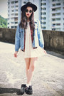 Choies-dress-younghungryfree-jacket-forever-21-shirt