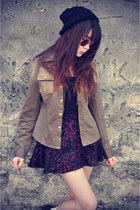 denim jacket Choies jacket - o-mighty skirt