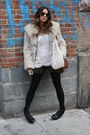 Vintage-jacket-target-tights-alexander-wang-bag