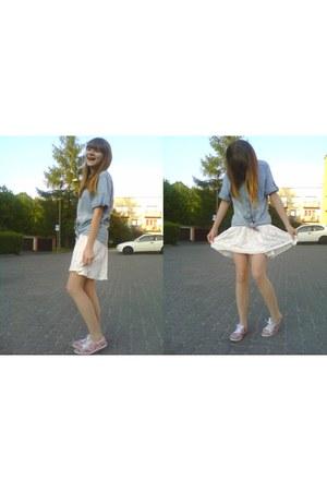 Cubus skirt - t-shirt