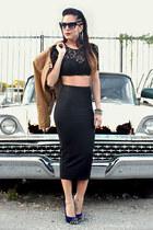 midi bodycon H&M skirt