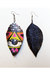 black Beatniq Designs earrings