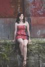 Ruby-red-dress
