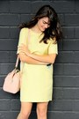 Silver-asos-shoes-light-yellow-cos-dress