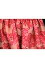 Pink-red-valentino-dress-silver-red-valentino-coat-hot-pink-paul-ka-bag