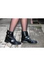 Biker-zara-boots-cashmere-black-max-mara-coat-beanie-h-m-hat
