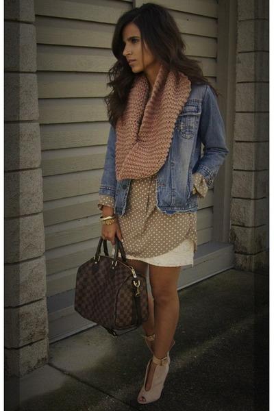 chunky scarf Lulu Scarves scarf