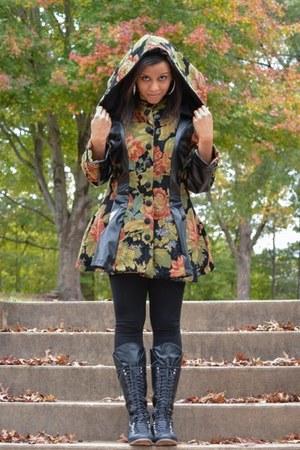 tapestry coat homemade coat
