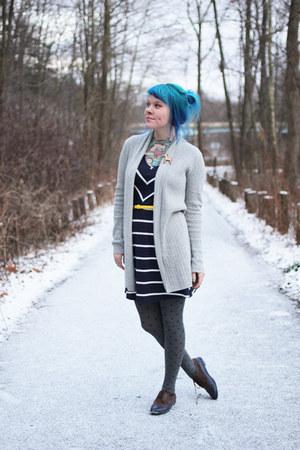 tights - le bunny bleu shoes - xhilaration dress